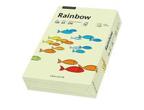 Papper Rainbow A4 120g ljusgrön 250st/paket