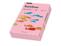 Papper Rainbow A4 120g rosa 250st/paket