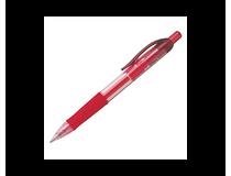 Gelpenna Penac Fx-7 0,5mm röd 12st/fp