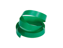 Presentband Poly 10mmx250m grön