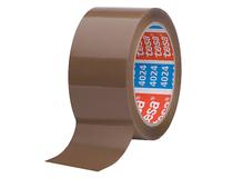 Packtejp Tesa 4024 66mx50mm brun 6rl/fp