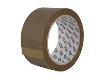 Packtejp Etab PVC 66mx38mm brun 6st/fp