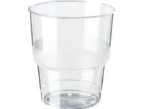 Plastglas Duni 25cl 40st/fp