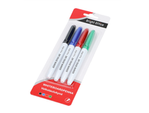 Whiteboardpenna Bright Office smal 4st/set