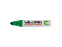 WB-penna Artline 5100A Big Nib rund grön 6st/fp