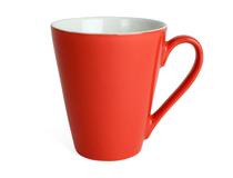 Kaffemugg Attila 20cl röd