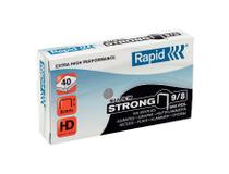 Häftklammer Rapid Super Strong 9/8 1000st/fp