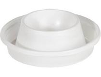 Äggkopp Duni plast vit 100st/fp