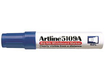 WB-penna Artline 5109A Big Nib sned blå 6st/fp