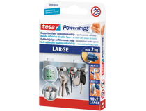 Monteringsstrips PowerStrips Tesa Large 10st/fp