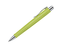Kulpenna Faber-Castell Poly XB lime 5st/fp