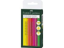 Överstrykningspenna Faber-Castell 1543 4-pack
