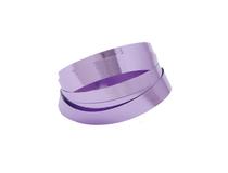 Presentband metallic 10mmx250m lavendel