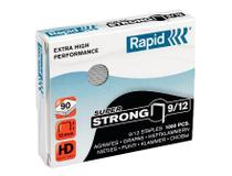 Häftklammer Rapid Super Strong 9/12 1000st/fp