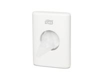 Dispenser sanitetspåse Tork B5 vit