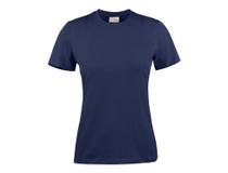 T-Shirt Texet Heavy RSX dam marinblå strl L