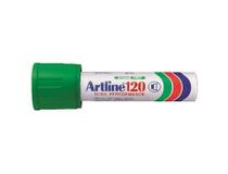 Märkpenna Artline 120 grön