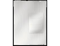 Plastmapp Leitz CombiFile 3-delar transparent 3st/fp