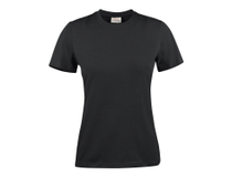 T-Shirt Texet Heavy RSX dam svart strl XL