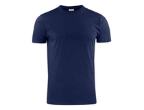 T-Shirt Texet Heavy RSX herr marinblå strl XS