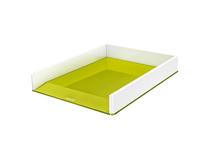 Brevkorg Leitz WOW tvåfärgad grön