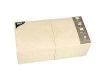 Servett 33x33 3-lag creme 250st/fp
