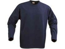 Långärmad tröja Texet Heavy T herr marinblå strl 3XL