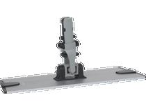 Moppstativ Vikan Superior kardborre 25cm