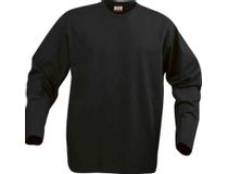 Långärmad tröja Texet Heavy T herr svart strl 2XL