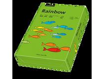 Papper Rainbow A4 160g intensivgrön 250ark/fp