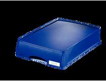 Brevkorgslåda Leitz Plus blå