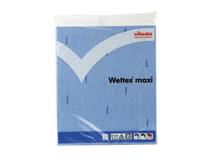 Diskduk Wettex Maxi 26x31cm blå 10st/fp