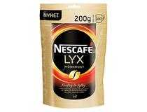 Snabbkaffe Nescafé Lyx mörkrost 200g
