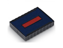 Stämpeldyna Trodat 4750-L1 och L2 blå/röd 2st/fp