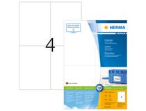 Etikett Herma Premium 105x148mm 400st/fp