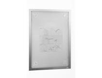 Magnetram Duraframe Wallpaper A3 silver