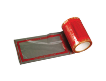 Packsedelstejp C6 med tryck 330st/rl