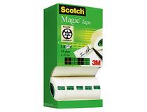 Dokumenttejp Scotch 810 19mmx33m 14st/fp