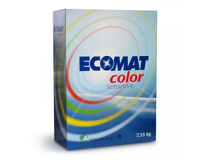 Tvättmedel Ecomat Color Sensitive 7,35kg