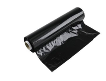 Sträckfilm 45x300cm svart 6rl/krt