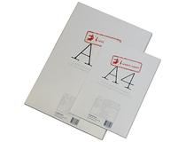 Allvädersfilm Graphic Supply 125mic A3 100st/fp