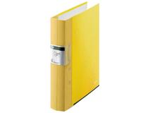 Träryggspärm Leitz Jopa WOW A4 60mm gul 10st/fp