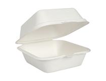 Hamburgerbox 15,5x15,5x8cm 50st/fp