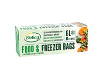Fryspåse BioBag 6 liter 20st/fp