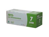 Fryspåse 7 liter 6x25st/fp