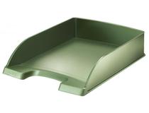 Brevkorg Leitz Style grön 5st/fp