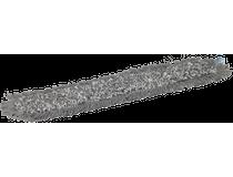 Mopp Vikan Damp 43 kardborre grå 25cm 5st/fp