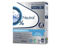 Tvättmedel Neutral vittvätt 4,8kg