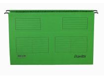 Hängmapp Bantex A4 grön 25st/fp