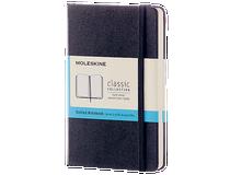 Anteckningsbok Moleskine Classic Pocket prickad svart